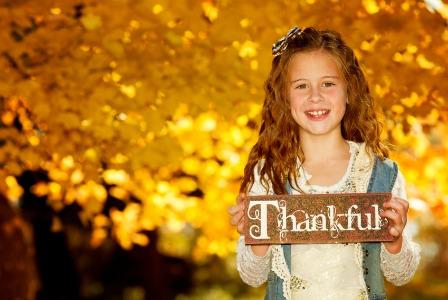 copil recunoscator