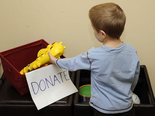 altruismul la copii