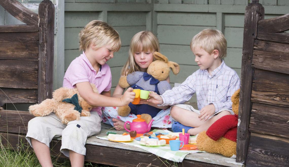 parinti si copii prieteni