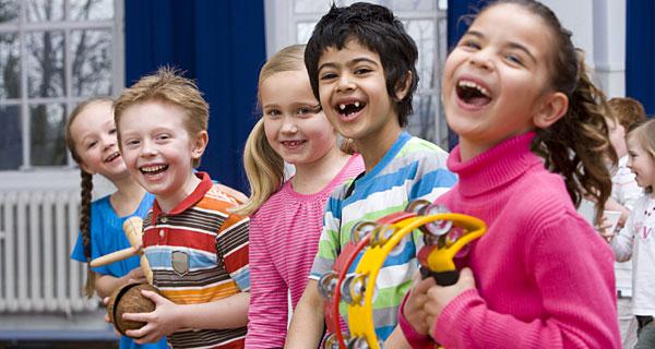 Cum alegem muzica in functie de varsta copilului