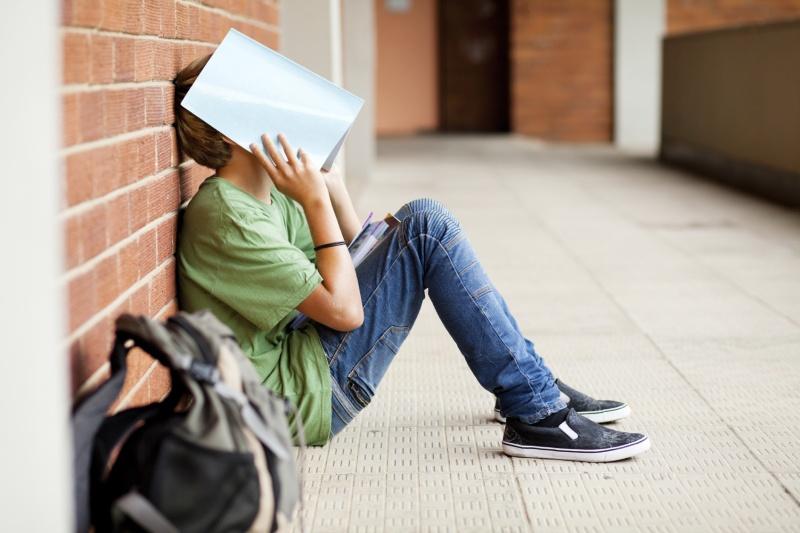 stres la scoala la copiii de gimnaziu