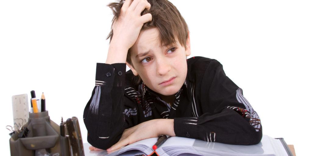 stres la scoala