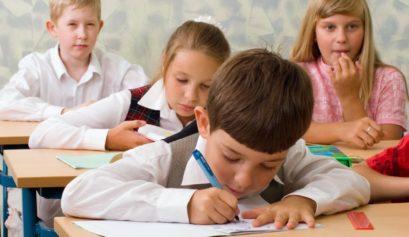 copil stresat la scoala